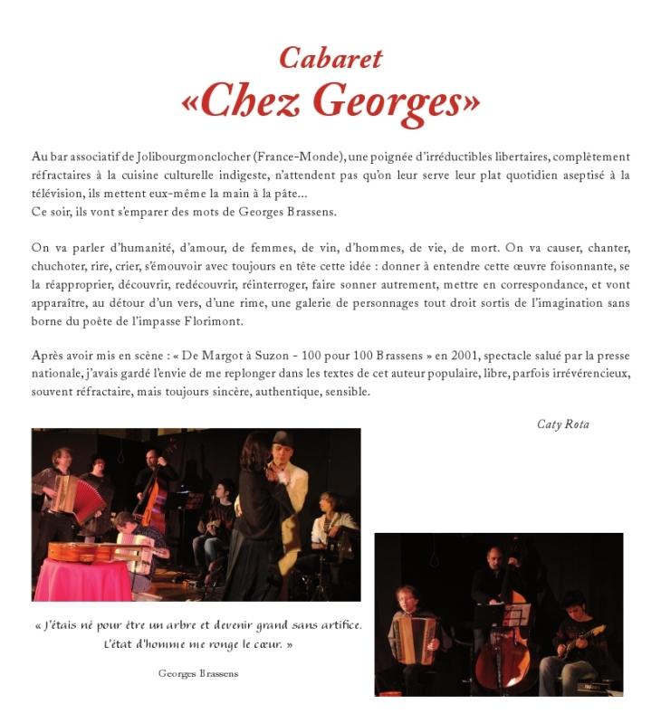 Dos.chez Georges