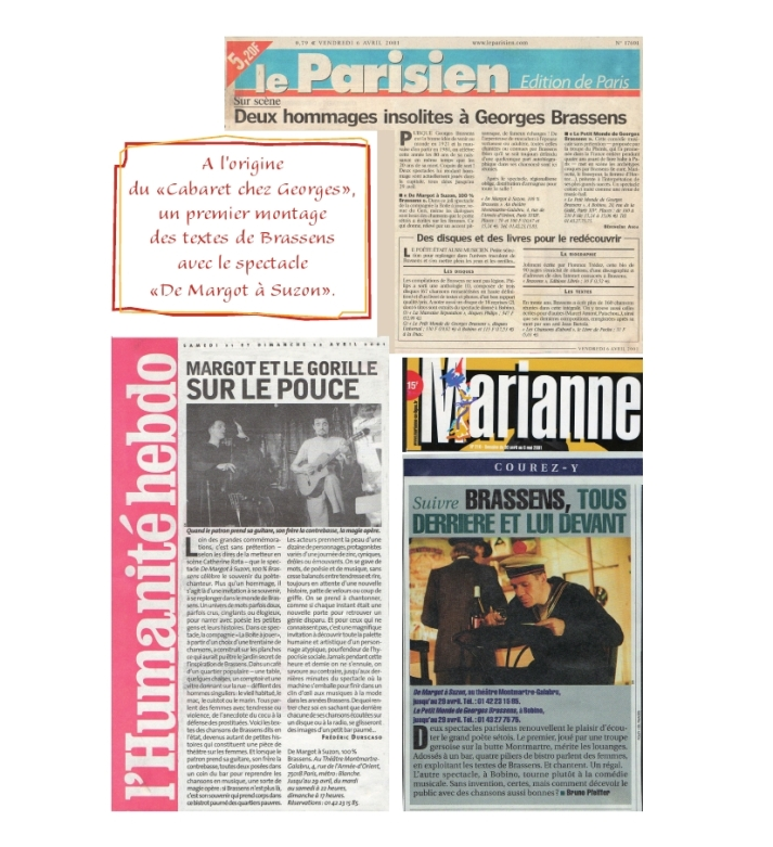 Dos parischez Georges